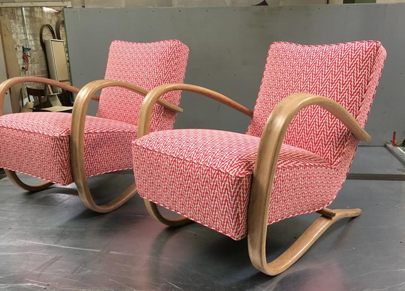 recouvrement fauteuils