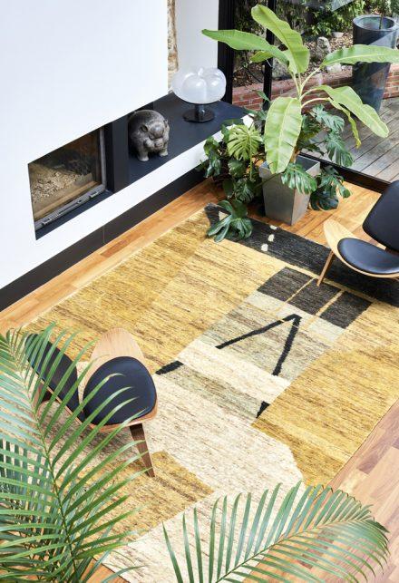 Tapis Atelier - Designer Beaume